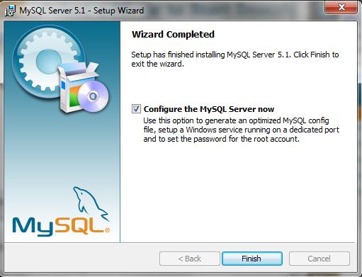 Connecto to MySql database